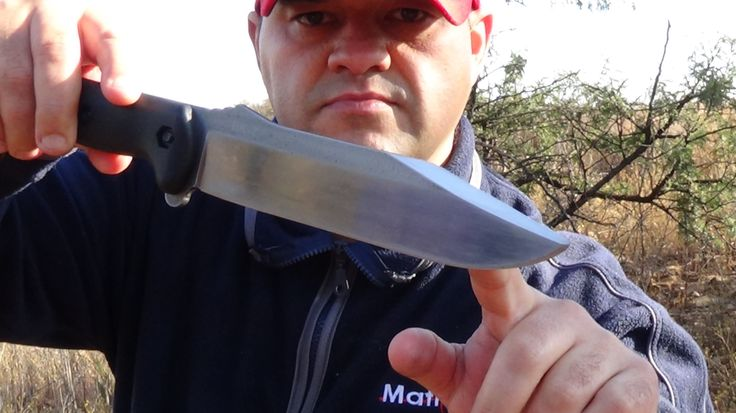 Ka-Bar Becker BK7 Combat Utility Fixed Blade Knife (7-Inch) - Survival Z...