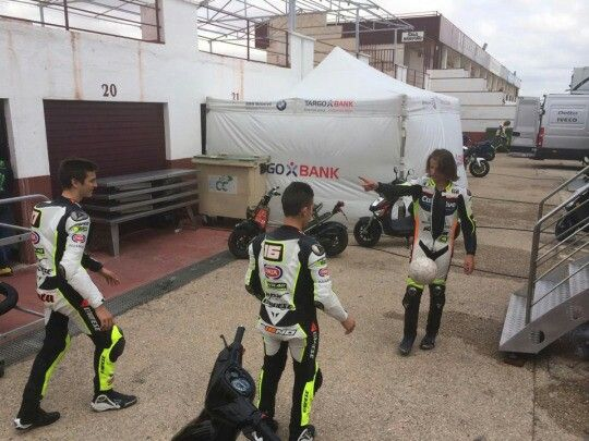 Luca Marini, Andrea Migno & Nicolo J.Bulega