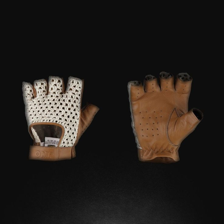 guanti corsa Tazio  vintage glove