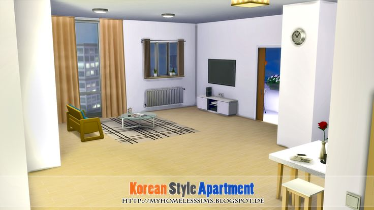 "from the Lot ""Korean Style Apartment"""