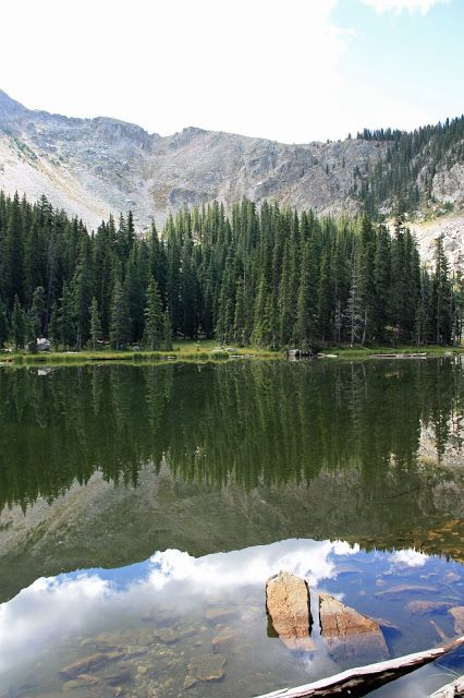 Nambe Lake (Santa Fe, NM) I can see why my Spanish Ancestors chose this land