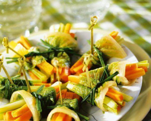 Apéritif - recette facile légère - Gourmand
