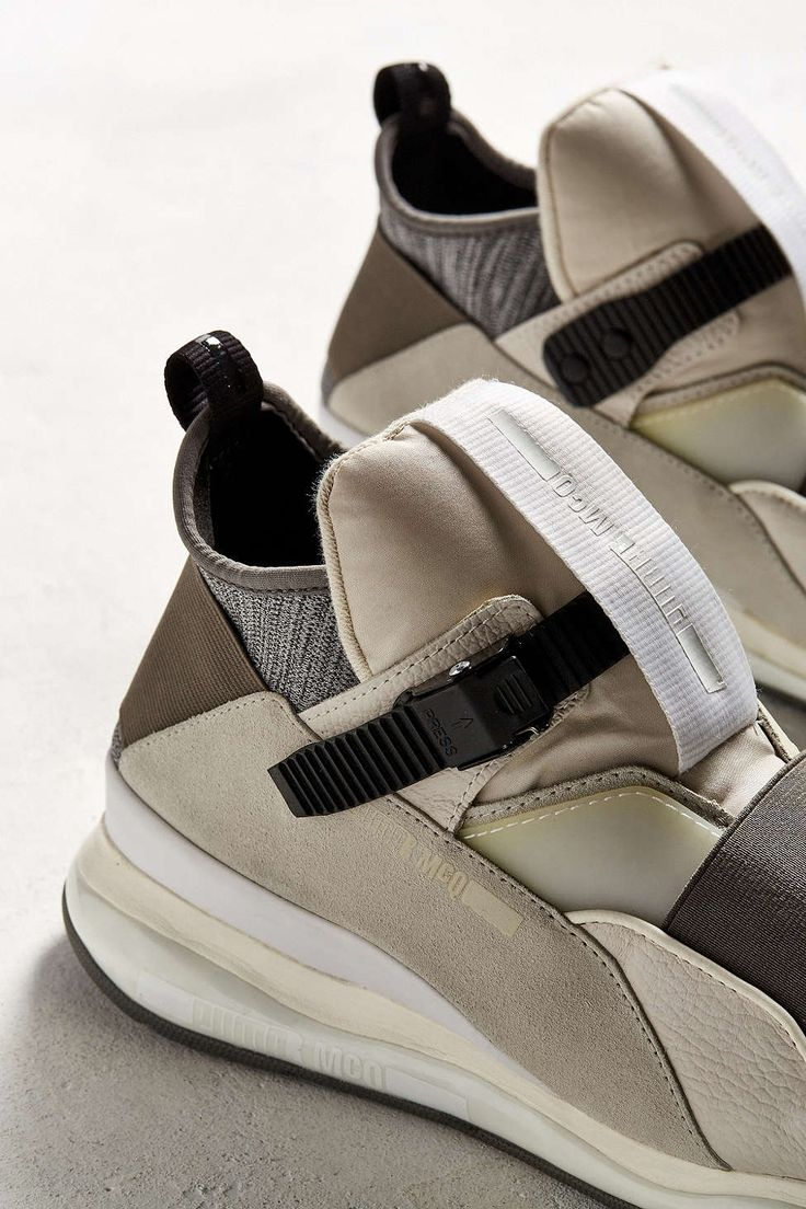 PUMA X MCQ Cell Runner Mid (via KIcks-daily.com) · Sneaker TrendsMen's  ShoesBuy ...