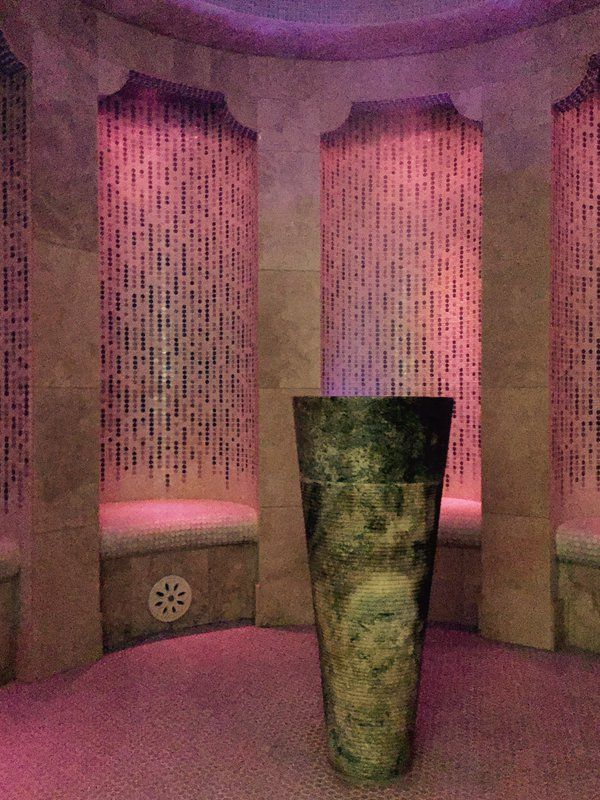 The Rose Herbal Steam Room