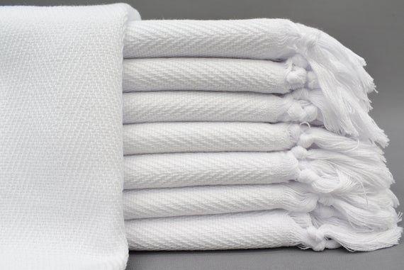 Download Wallpaper White Hand Towels Kitchen