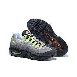 Nike Air Max 95 Grises / Verdes