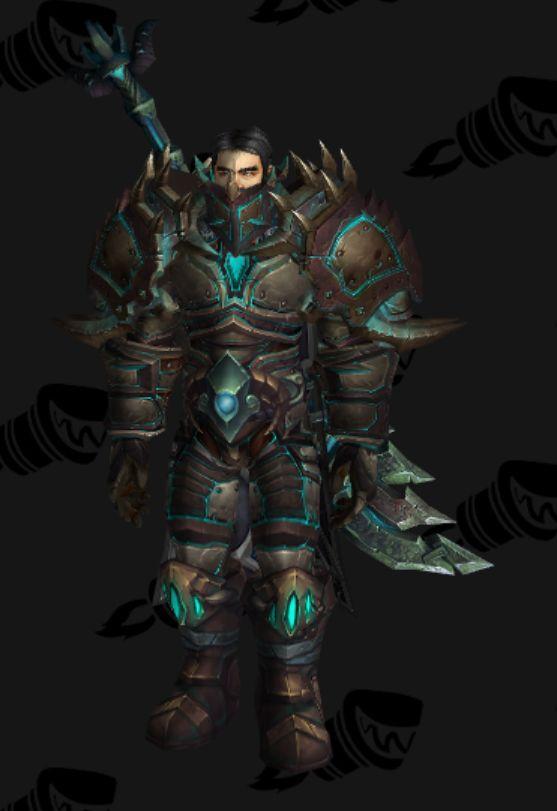 Human Warrior Transmog
