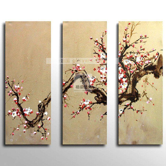 Attractive Japanese Calligraphy Wall Art Festooning - Wall Art ...