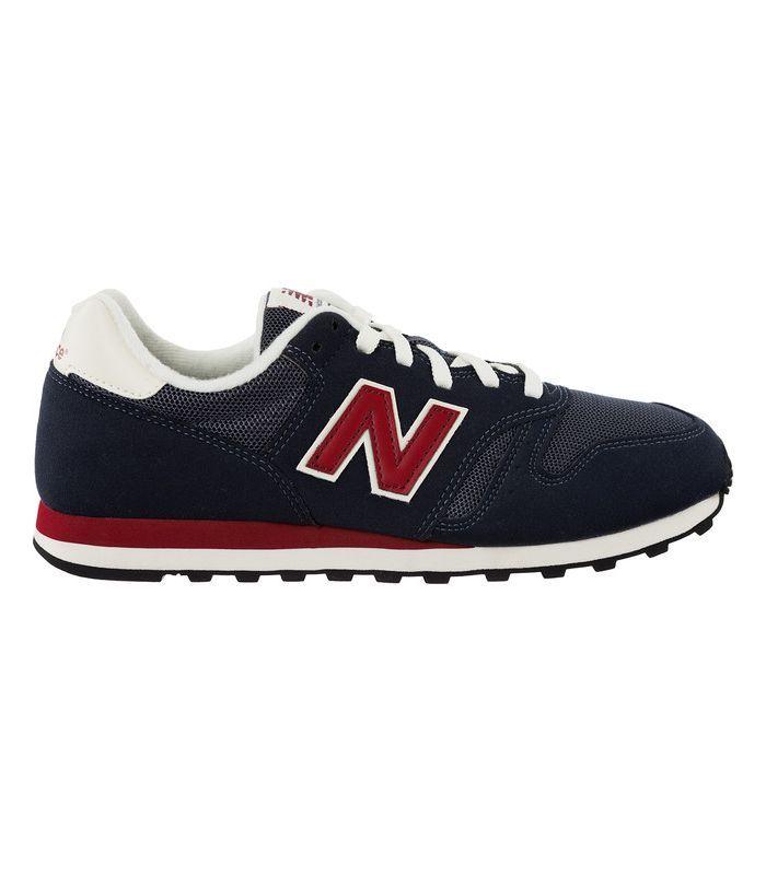 New Balance GM500SMB - Zapatillas para Hombre, Color Azul/Rojo/Blanco, Talla 43