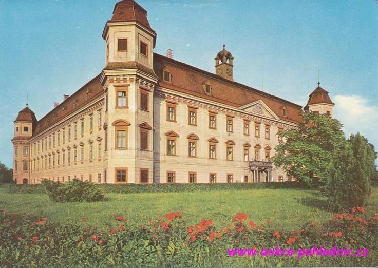 Česko, Holešov - Zámek