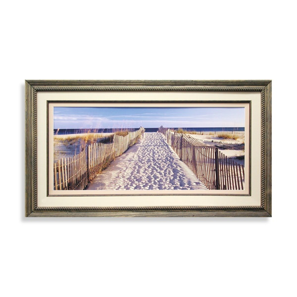 Path to Beach Wall Art - Bed Bath & Beyond