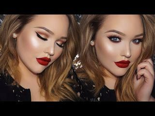 ADELE Classic Glam 2016 BRIT Awards Inspired Makeup Tutorial | NikkieTutorials - YouTube | Bloglovin'