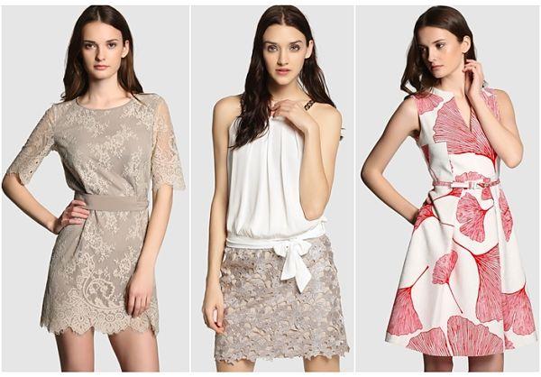Moda vestidos de fiesta el corte ingles primavera verano