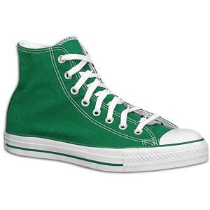 converse verdes altas