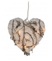 Nature Decor Heart  Natur