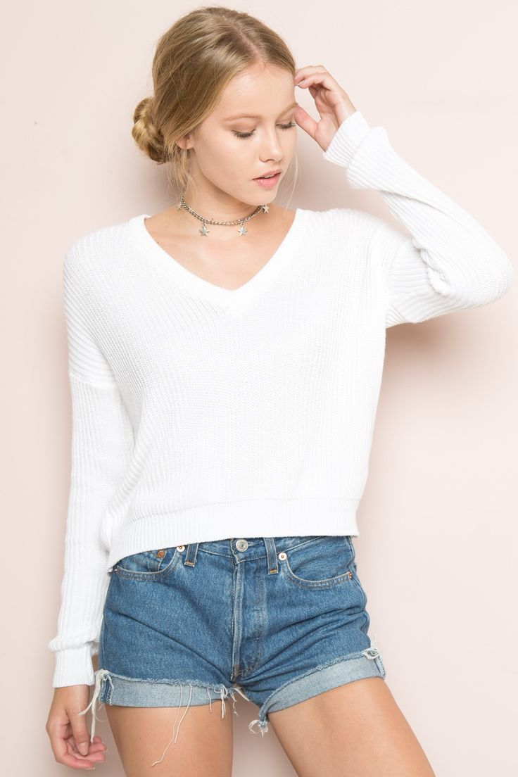 Brandy ♥ Melville | Sherry Sweater - Just In | Exchange ...
