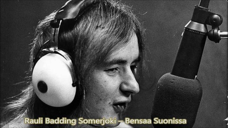 Rauli Badding Somerjoki - Bensaa Suonissa