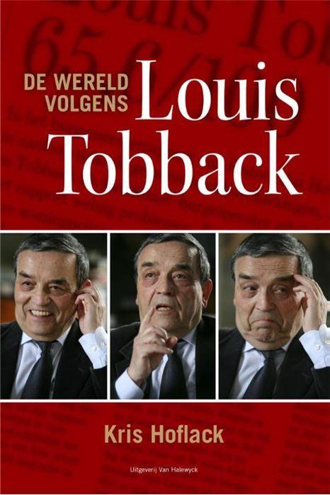 De wereld volgens Louis Tobback  Louis Tobback is 74 jaar en is sinds 14 oktober 2012 de oude en nieuwe burgemeester van Leuven waar hij al 18 jaar aan de macht is. Met auteur van dinest Kris Hoflack discussieerde hij het voorbije jaar urenlang over Leuven en de samenleving en dat leverde een merkwaardig boek op. Over zatte studenten maar vooral over de toekomst van ons pensioen. Over toogstrateeg Karel De Gucht maar vooral over de nog veel grotere flamingant Bart De Wever. Over de toekomst…