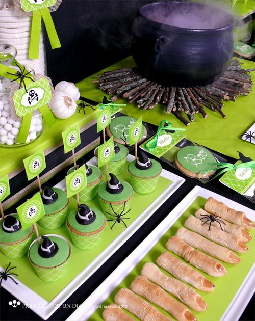 Decoracion Halloween Infantil ~ Ideas para fiestas, Ideas para and Fiestas on Pinterest