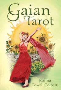 One of my favorite Tarot decks. Earth-centered. By Joanna Powell Colbert. Gorgeous.