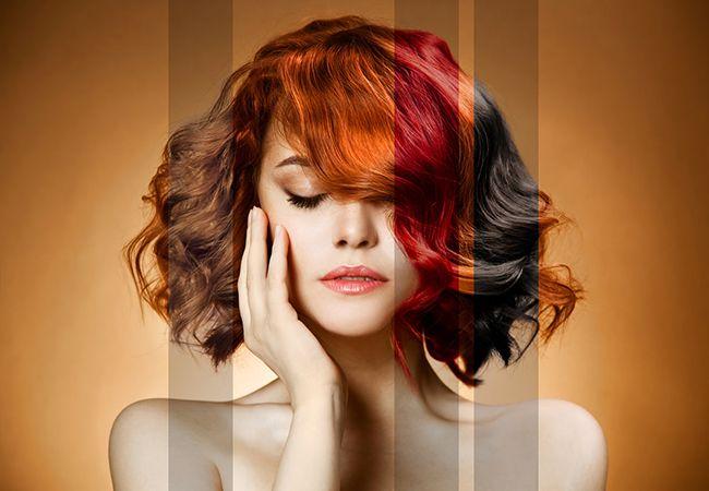 La tinta naturale all'hennè riesce a colorare più a lungo, rinforzare, dare volume, corposità, lucidità e togliere l'effetto crespo e elettrizzato ai capelli, cosa che non fanno le altre tinte.