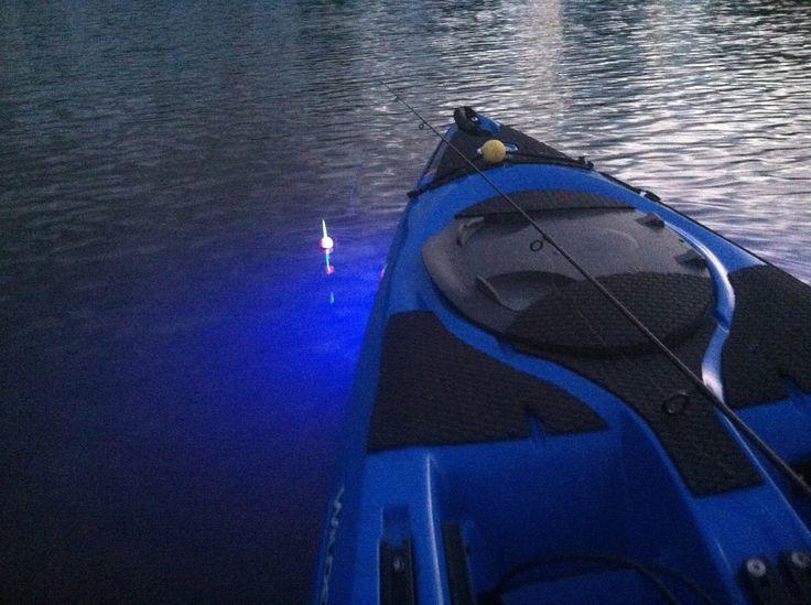 28 best boat lights images on pinterest boat lights for Kayak lights for night fishing