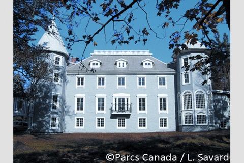 Manoir Papineau National Historic Site of Canada  Montebello