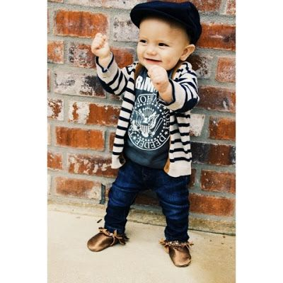 Everyday Bay // baby fashion. Little baby boy fashion