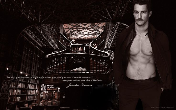 Jericho Barrons | Jericho Barrons wallpaper – David Gandy | In my dreams...