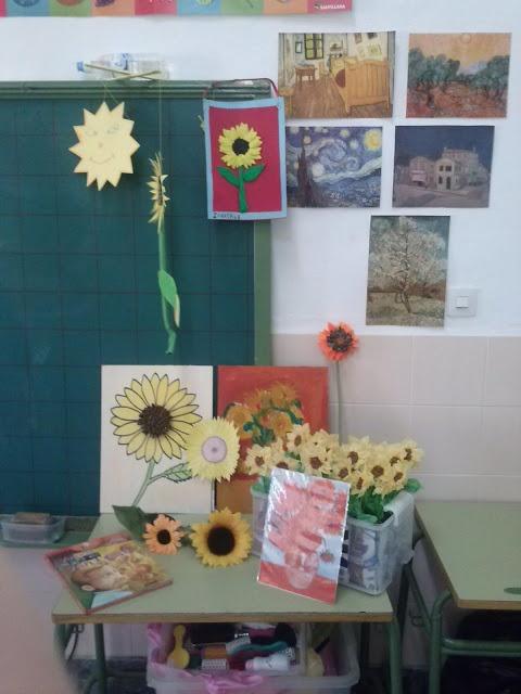 A MÍ ME GUSTA EL COLE: Van Gogh