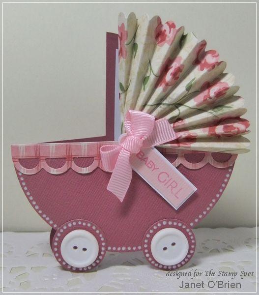 carrinho de bebe convite