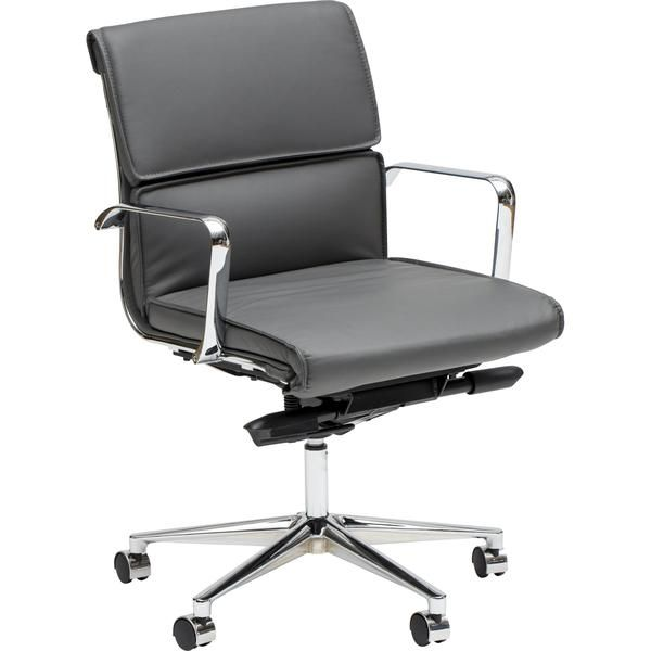 Lucia Office Chair Grey In 2020 Office Chair Modern Office Chair High Fashion Home