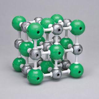 Edunovate: Sodium Chloride Model /Solid State Model / Ionic M...