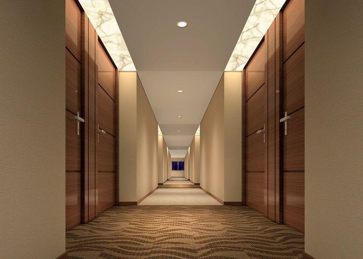 Best 25 corridor design ideas on pinterest televisions for Hotel corridor decor