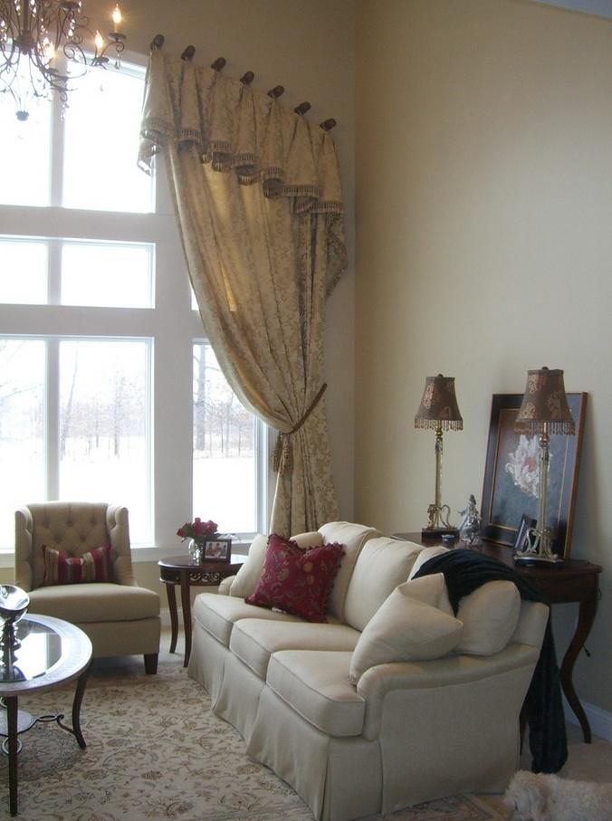 246 best 2 story window treatments images on pinterest. Black Bedroom Furniture Sets. Home Design Ideas