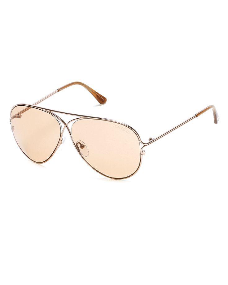 Tom No.4 Private Collection Titanium Sunglasses