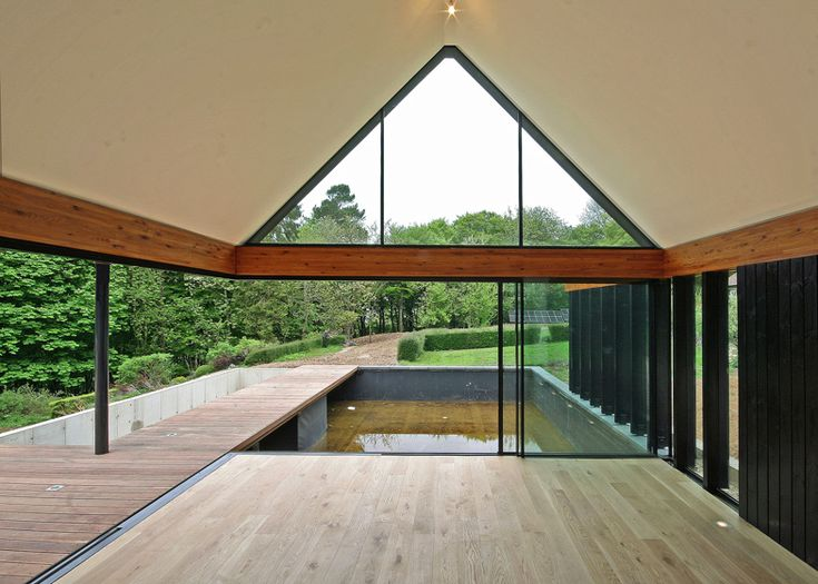 11 best i cant believe its a new build images on pinterest house highacres residential extension by duncan foster architects malvernweather Gallery