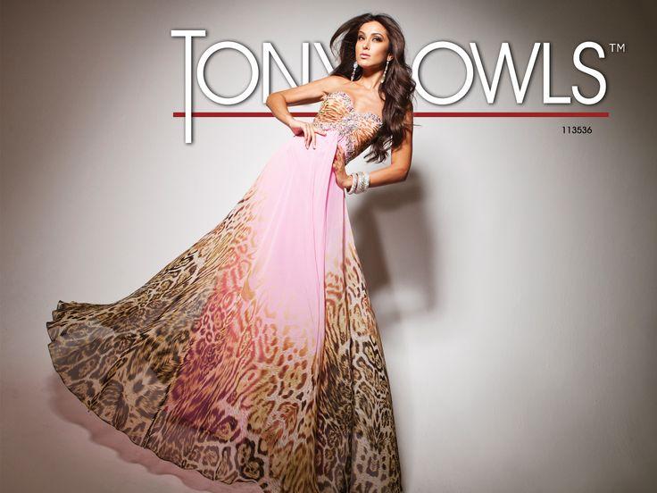 Tony Bowls Le Gala  »  Style No. 113536  »  Tony Bowls Prom 2013 available at Binns of Williamsburg
