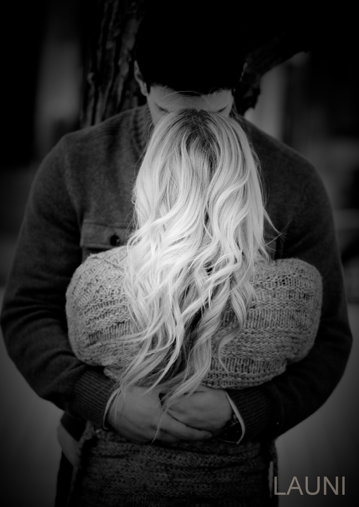 Angela Webber and Carey Price Engagement photos by Launi Photography
