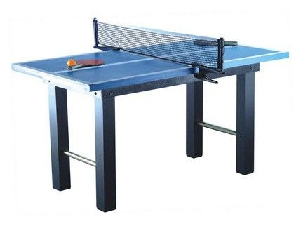 The weight of this product is 18.00kg. It is categorised under Sports & Leisure, Puzzles & Games, Table Games, Tables, Tables and Chairs.  The International Article Number which is also known as EAN Code is 5060282117402. And the Bonsoni stock keeping unit number is 612.  http://www.bonsoni.com/kids-wooden-ping-pong-table-on-legs