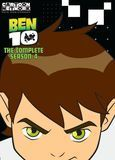 Ben 10: The Complete Season 4 [4 Discs] [DVD]