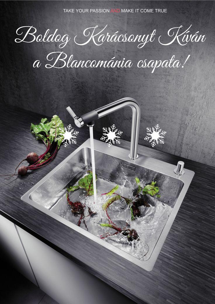 Blancománia karácsony