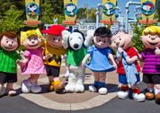 Meet & Greet - Come by and visit your favorite PEANUTS™ friends where Snoopy, Charlie Brown, Lucy, Linus and Sally are waiting to play with you throughout the day.