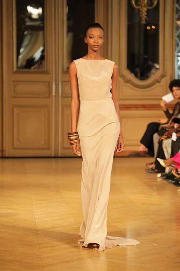 La collection Mimbak par Imane Ayissi - AFROKANLIFE   bit.ly/afronews