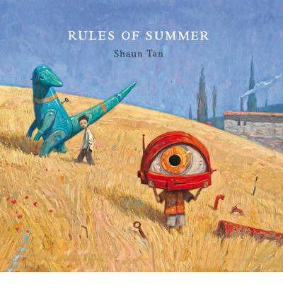 Rules of Summer - Shaun Tan