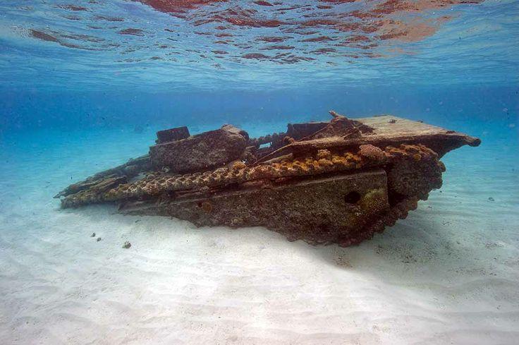 LVT(A)-4 | The Battle of Saipan