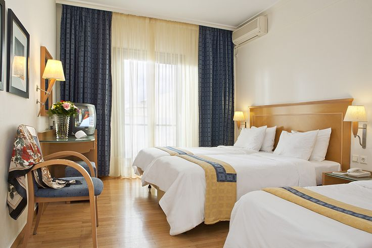 Plaka Hotel in Athens has 67 elegantly decorated guest rooms most of which with view to Acropolis, #Plaka or Lycabetus hill. New bathrooms were fitted in 2012. Our aim is to make your stay in #Athens unforgettable and match your expectations.