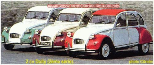 2CV Dolly (2nd series)