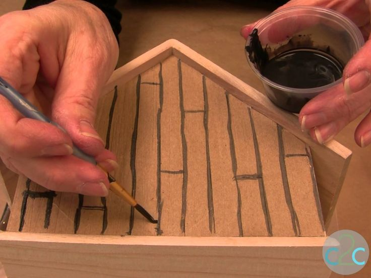 In this video, Heidi Borchers shows you how to create a magical fairy house using paper bags, a wooden birdhouse and Aleene's Original Tacky Glue! For more C...