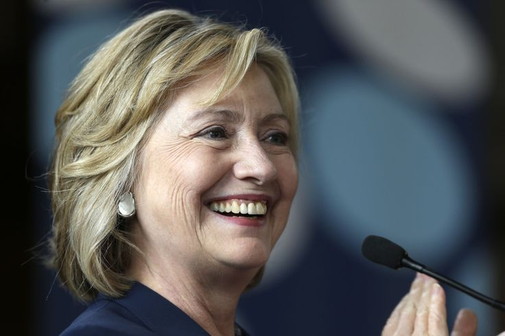 Hillary Clinton Makes History As Female POTUS Candidate By Major Political Party